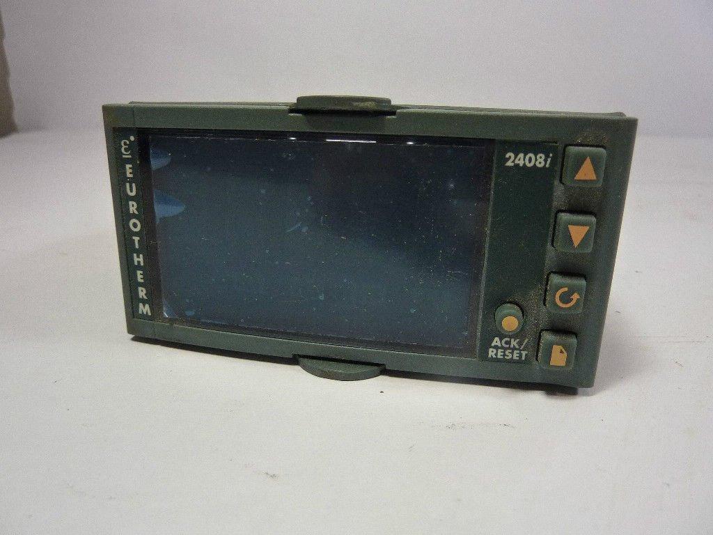 Eurotherm 2408I Temperature Controller Timer