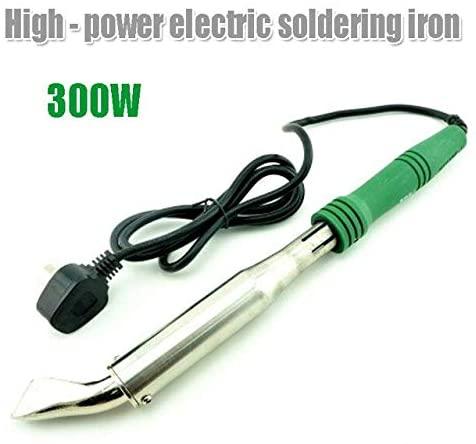 Soldering Long Life High Power DIY Electric Soldering Iron Nickel-Chromium Wire Heater Temperature Repair Welding Iron Tools - (Color: 300w)