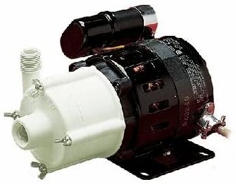 Little Giant 5-MD 1/8 HP, 905 GPH (60 LPM), 1', 230V - Magnetic Drive Pump, 6' (1.8m) Power Cord (583012)