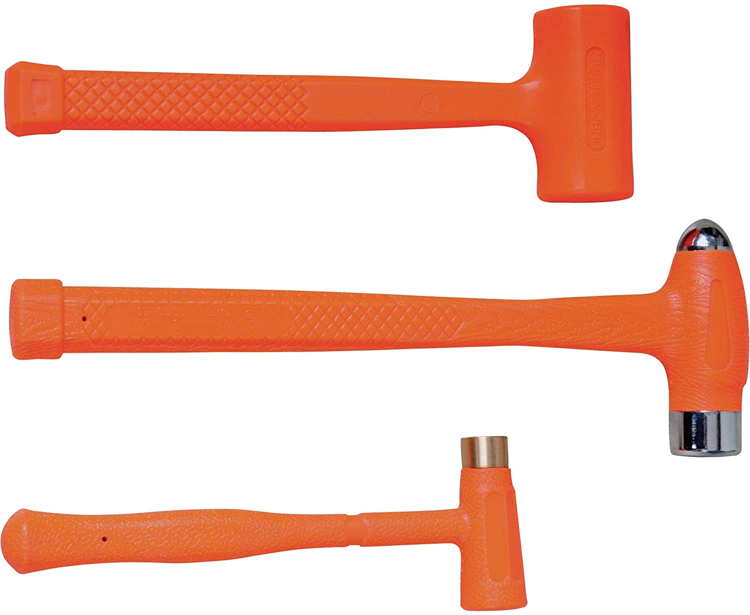 Ironton Hammer Set - 3-Pc.