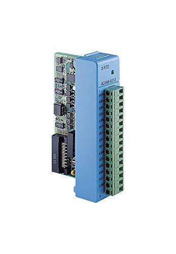 ADVANTECH - ADAM-5013-A2E - Controller, Programmable, 16 Bit, 3 Channel, RTD Input, 0.1% Accuracy
