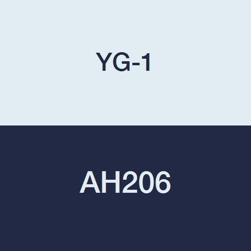 YG-1 AH206 Stub End Mill Holder, BT40 - EMH 1/2-1.25