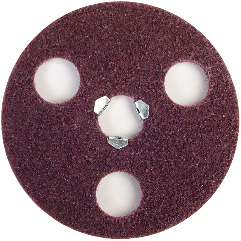 AVOS Edger Speed-Lok Bear-Tex Discs - 4-1/2 speed-lok bear-tex avos disc a/o medium [Set of 40]