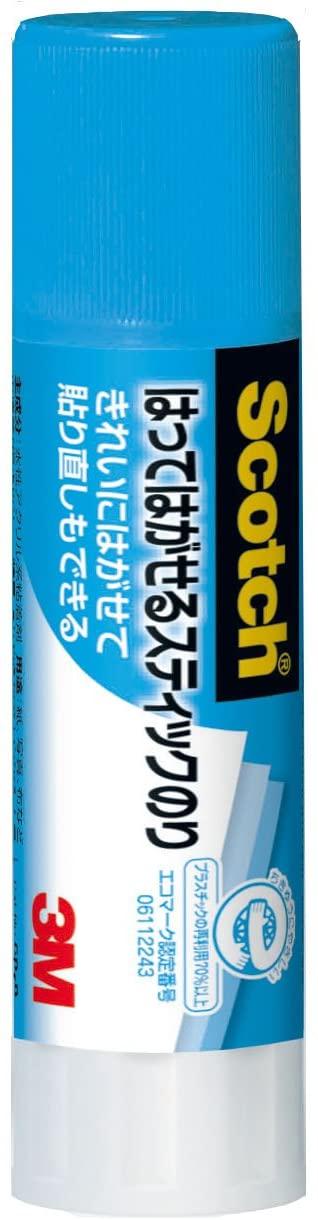 3M Scotch crawling to peel off glue stick 14g GR-B