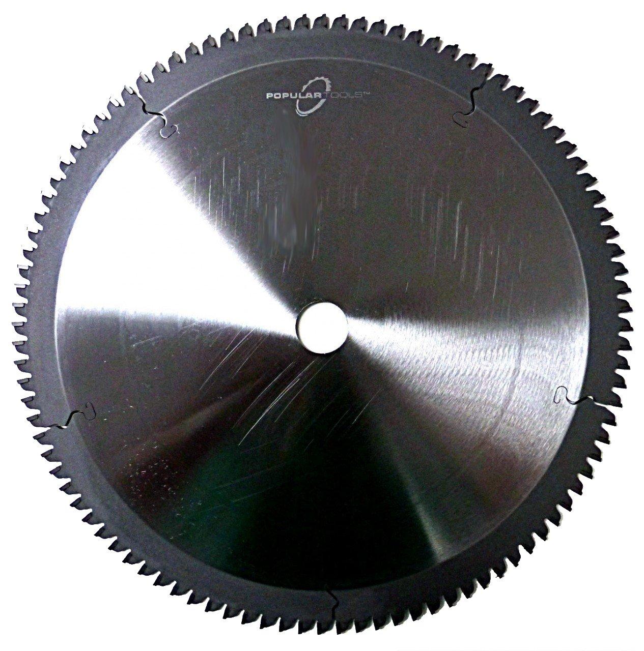 Popular Tools NF3503284 Non-Ferrous Cutting Saw, 350 mm Diameter, 84T Teeth. 2.5 mm Plate, 32 mm Bore