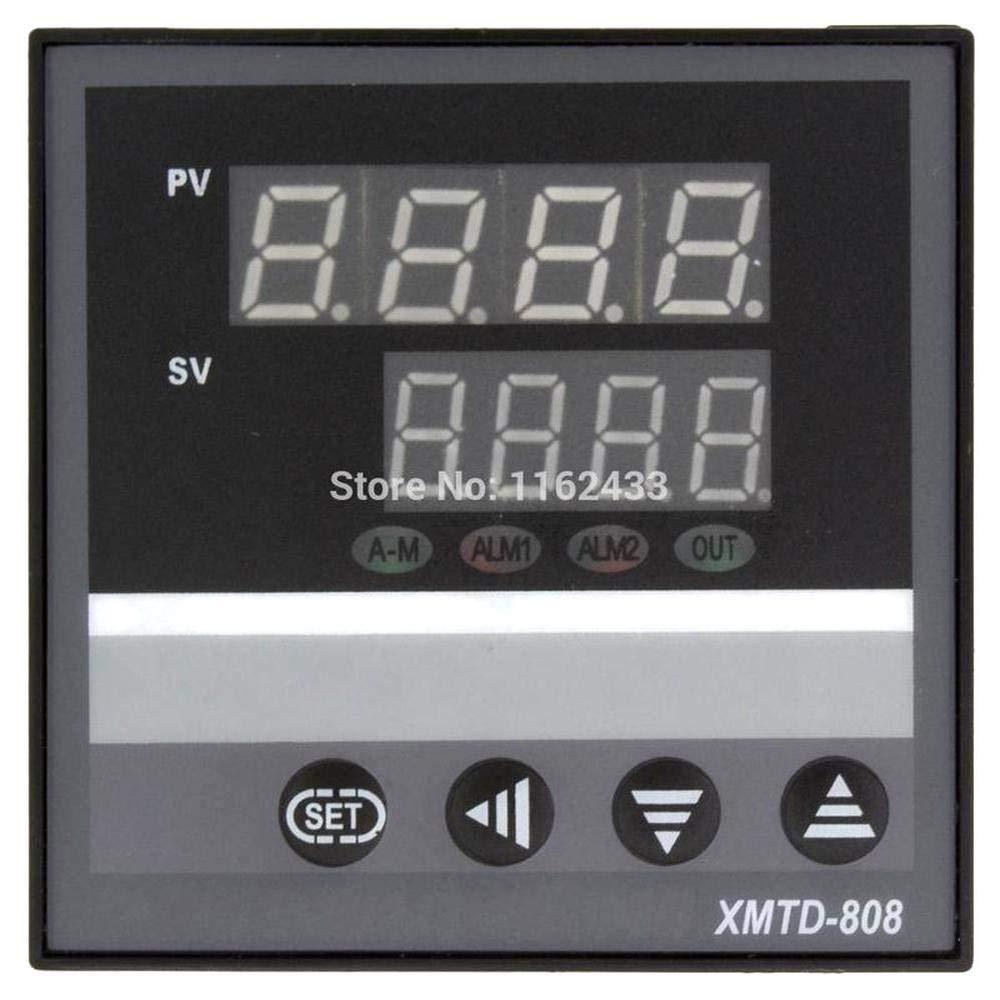XMTD-8P SSR Output ramp soak Digital Temperature Controller (can Set Multiple Segments Program)