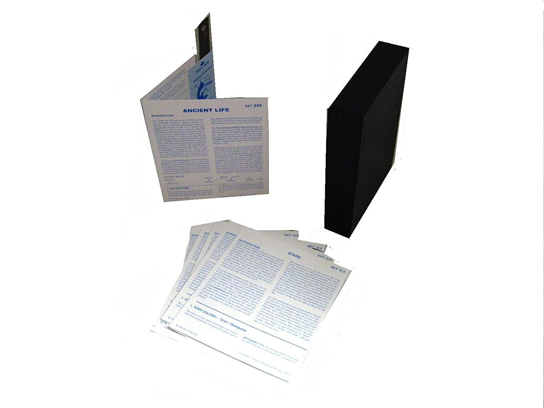American Educational Microslide Ancient Life Lesson Set (Box of 30)