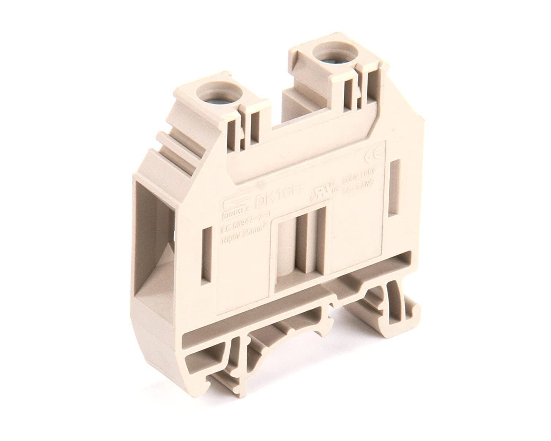 Power Soak 27923 Heater-Box Terminal Block for Compatible Power Soak Ware Washing Systems