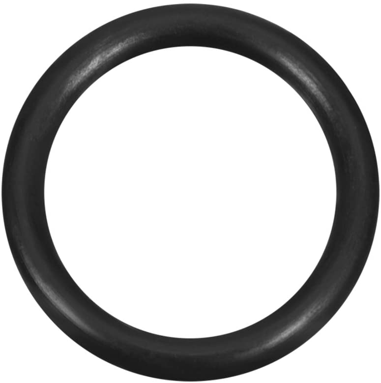 uxcell Nitrile Rubber O-Rings 18mm OD 14mm ID 2mm Width, Metric Buna-N Sealing Gasket, Pack of 50