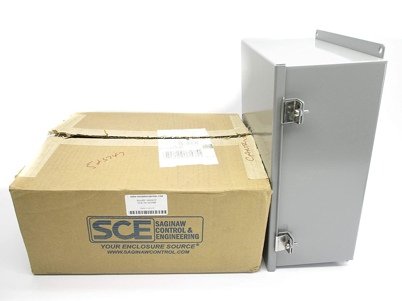 Saginaw Control SCE-1412CHNF NSMP