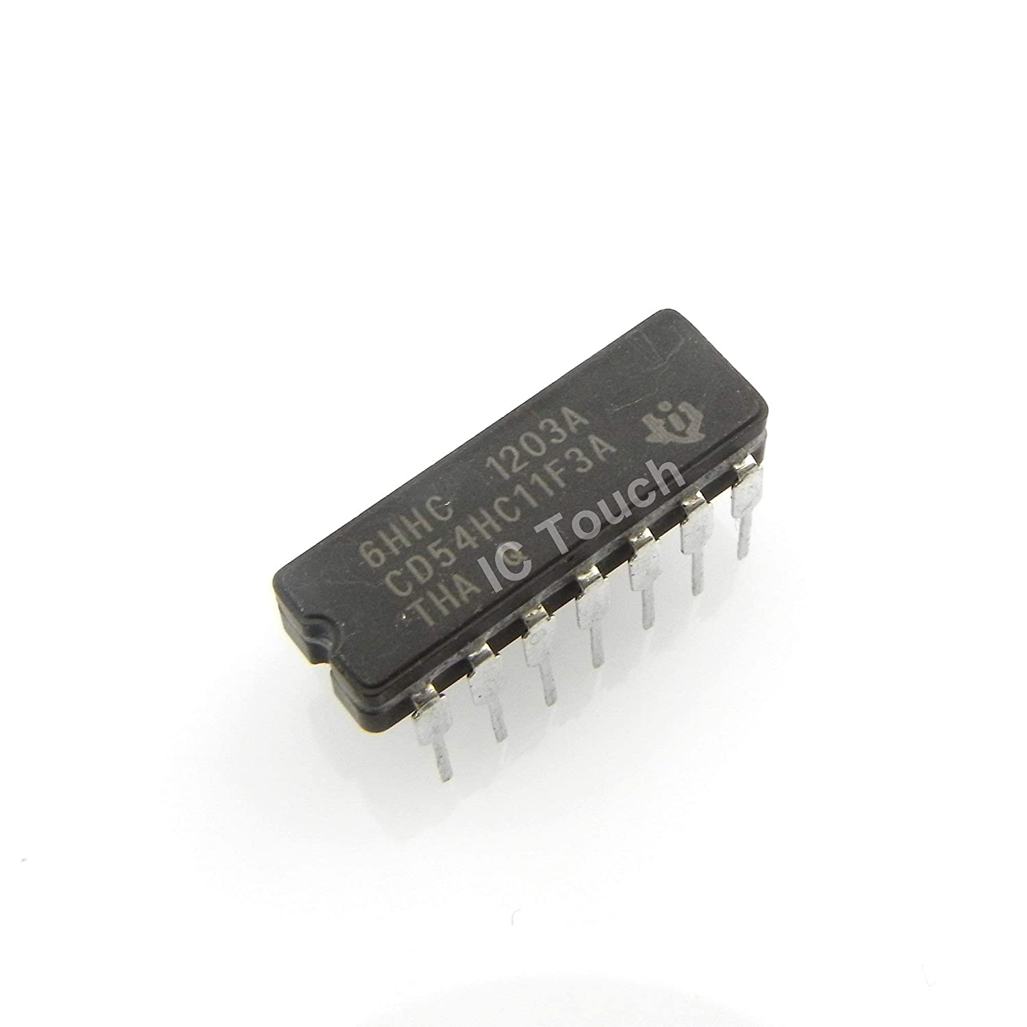 Ictouch CD54HC11F3A IC High-Speed Logic Triple 3Input Texas Instruments CDIP-14 (Pack of 1pcs)