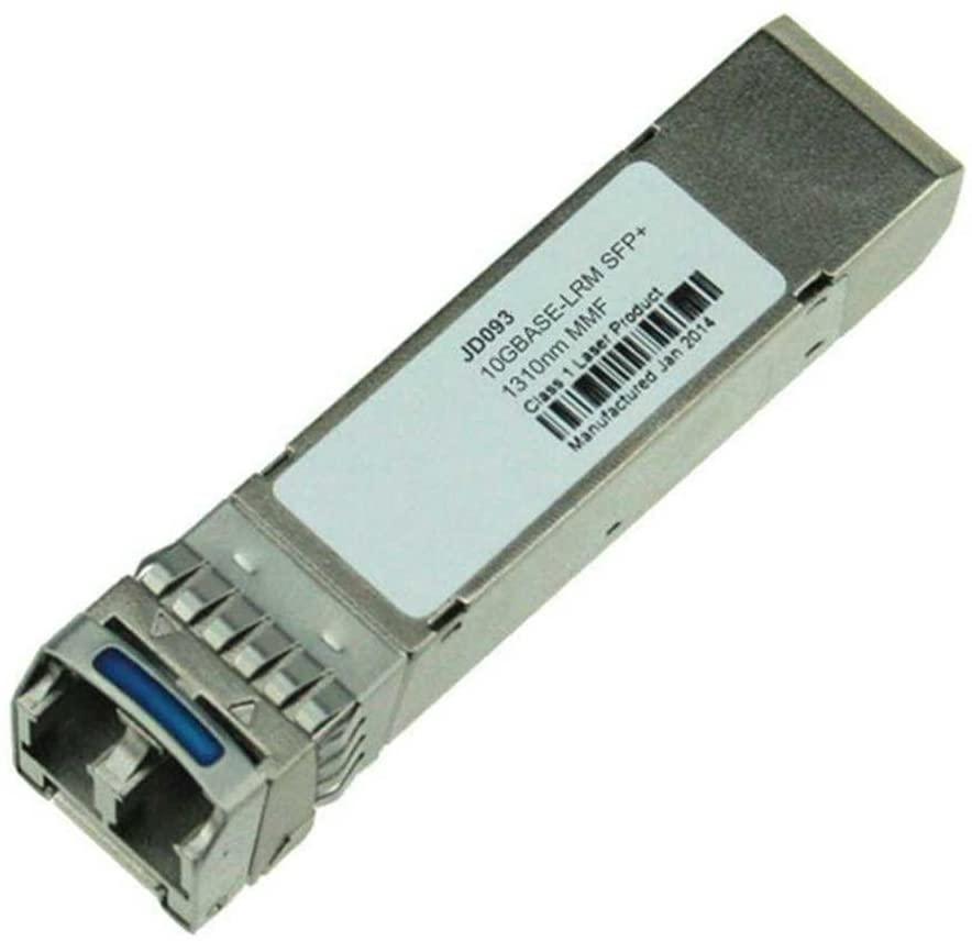 LODFIBER JD093A HPE Compatible 10GBASE-LRM SFP+ 1310nm 220m DOM Transceiver