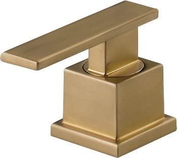 Delta Faucet H253CZ Vero Bidet Lever Handle Assembly, Champagne Bronze