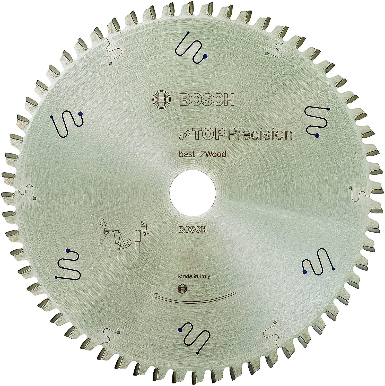Bosch 2330100 Circular Saw Blade, Silver
