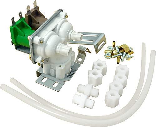 ClimaTek Upgraded Water Valve fits Kenmore Whirlpool GVI-1002 GVI-901 GVI1002