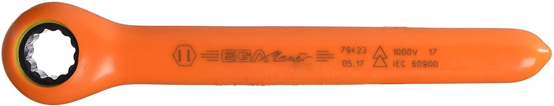 Ega Master RING RATCHET WRENCH 11 MM 1000V VDE