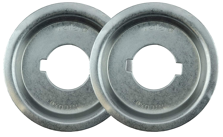 Weiler 03913 Nylox Metal Adapters, 3-1/4