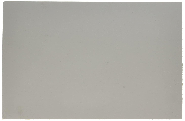 Speedball Unmounted Linoleum, 6 x 8 Inches, 1/8 Inch Thick, Battleship Gray - 401962
