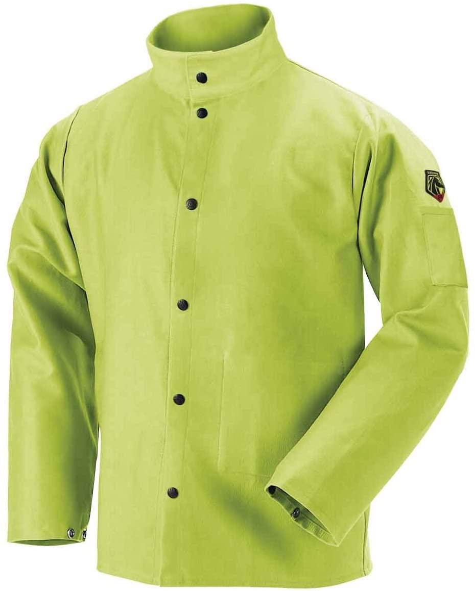 9 oz. Flame-Resistant Cotton Coat - 30