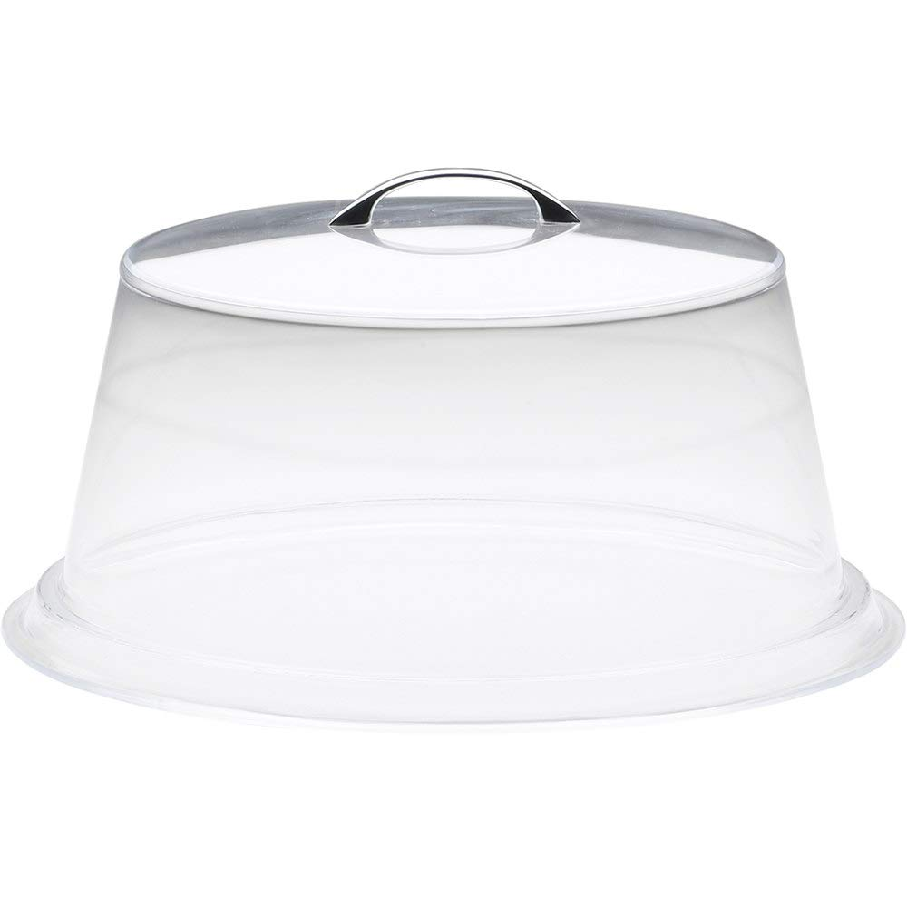 CAL-MIL 312-10 Colonial Cover, Clear, 10