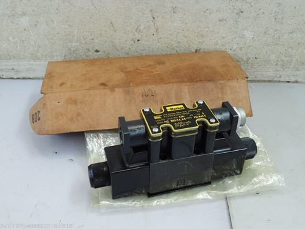 PARKER D1VW020DNYGH56 HYDRAULIC DIRECTIONAL VALVE (NEW IN BOX)