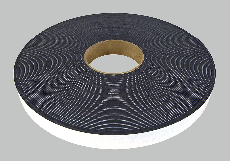 Flexible Magnetic Rolls, 100 ft., 0.06in T