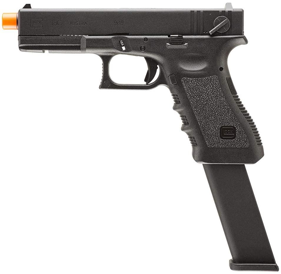 Umarex Airsoft Magazine Glock G18C Gen 3 Gbb 6Mm Black