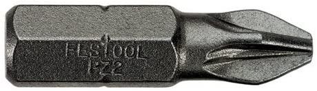 Festool 490482 Pozidrive Bit 2-25mm, 10-Pack