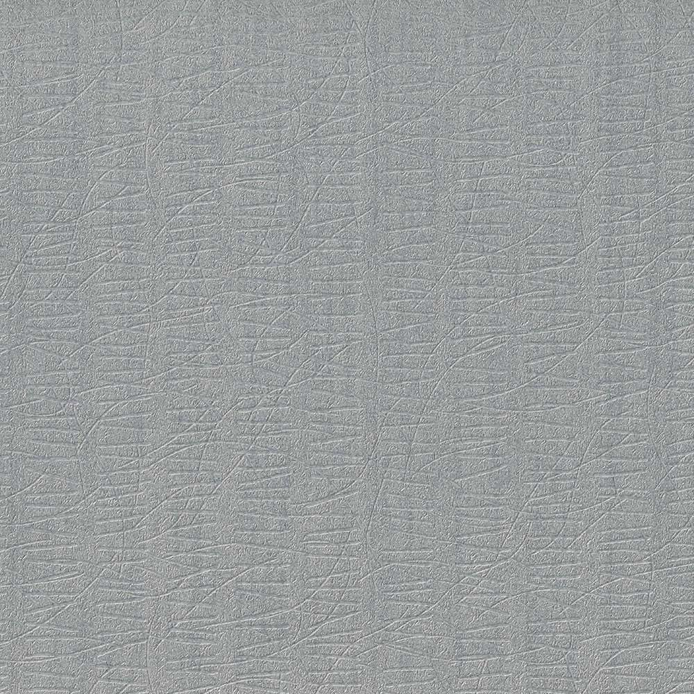 Waffles Sea Gray Textured Wallpaper for Walls - Double Roll - by Romosa Wallcoverings