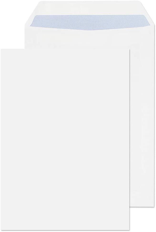 Blake Purely Everyday C5 229 x 162 mm 90 GSM Pocket Self Seal Envelopes (13893/25 PR) White - Pack of 25
