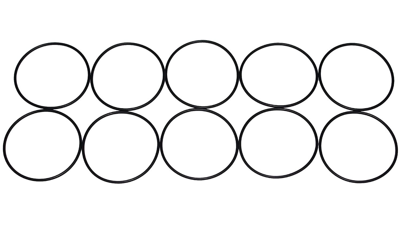Sterling Seal ORVT133x10 Viton Number-133 Standard O-Ring, Fluoropolymer Elastomer, 70 Durometer Hardness, 1-13/16