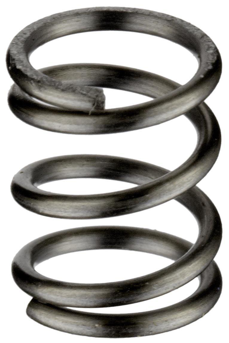Music Wire Compression Spring, Steel, Inch, 0.36