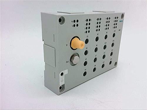FESTO ELECTRIC CP-E16-M8-EL Input Module, 16INPUT, 0.7AMP, 30VDC