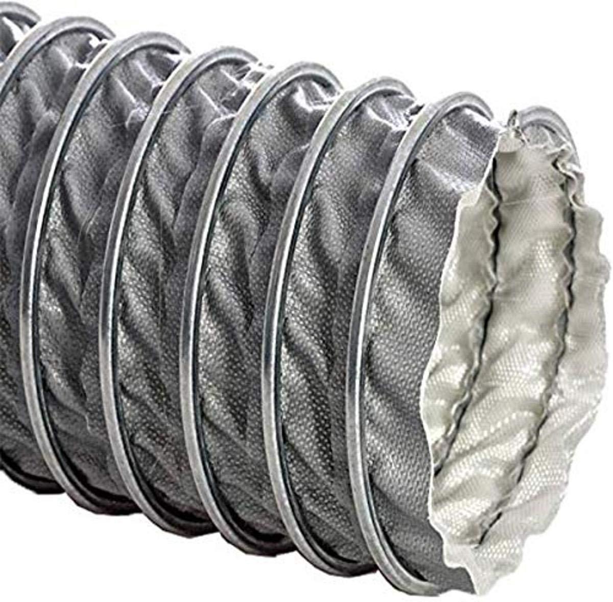 Flexaust Flex-Lok 600-10x25 Plastic Flex-Lok 600-10 10