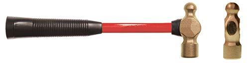 CS Unitec EX101U-0100A Non-Sparking Aluminum Bronze (Albr) 1 Lb Ball Pein Hammer