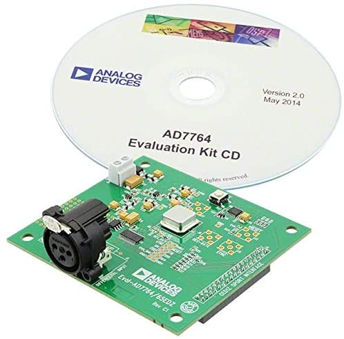 BOARD EVAL AD7764, Pack of 1