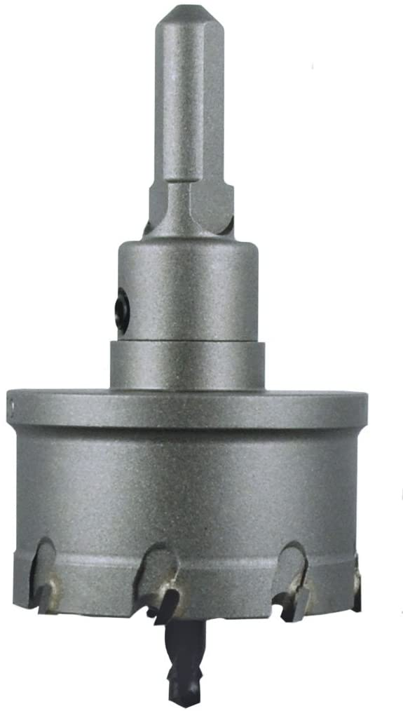 MK Morse CTD31 Carbide Tipped Deep Hole Cutter, 1-15/16-Inch, 49mm