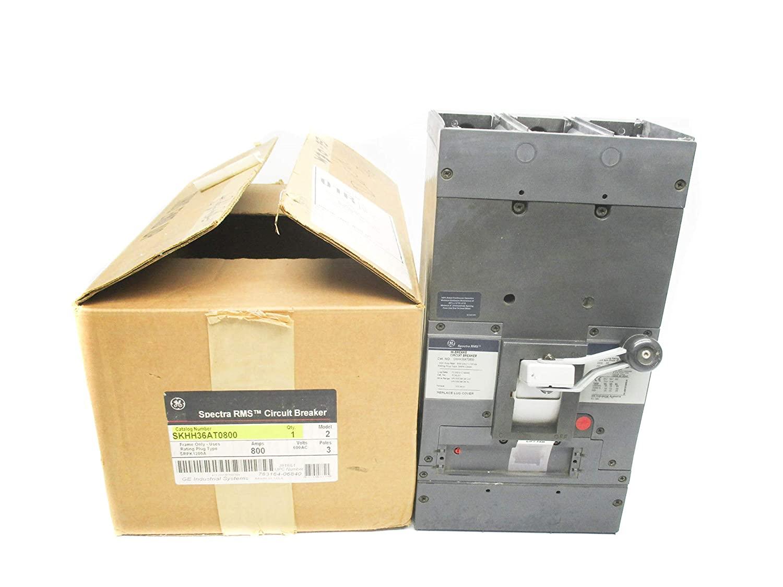 General Electric SKHH36AT0800 800A 600VAC NSMP