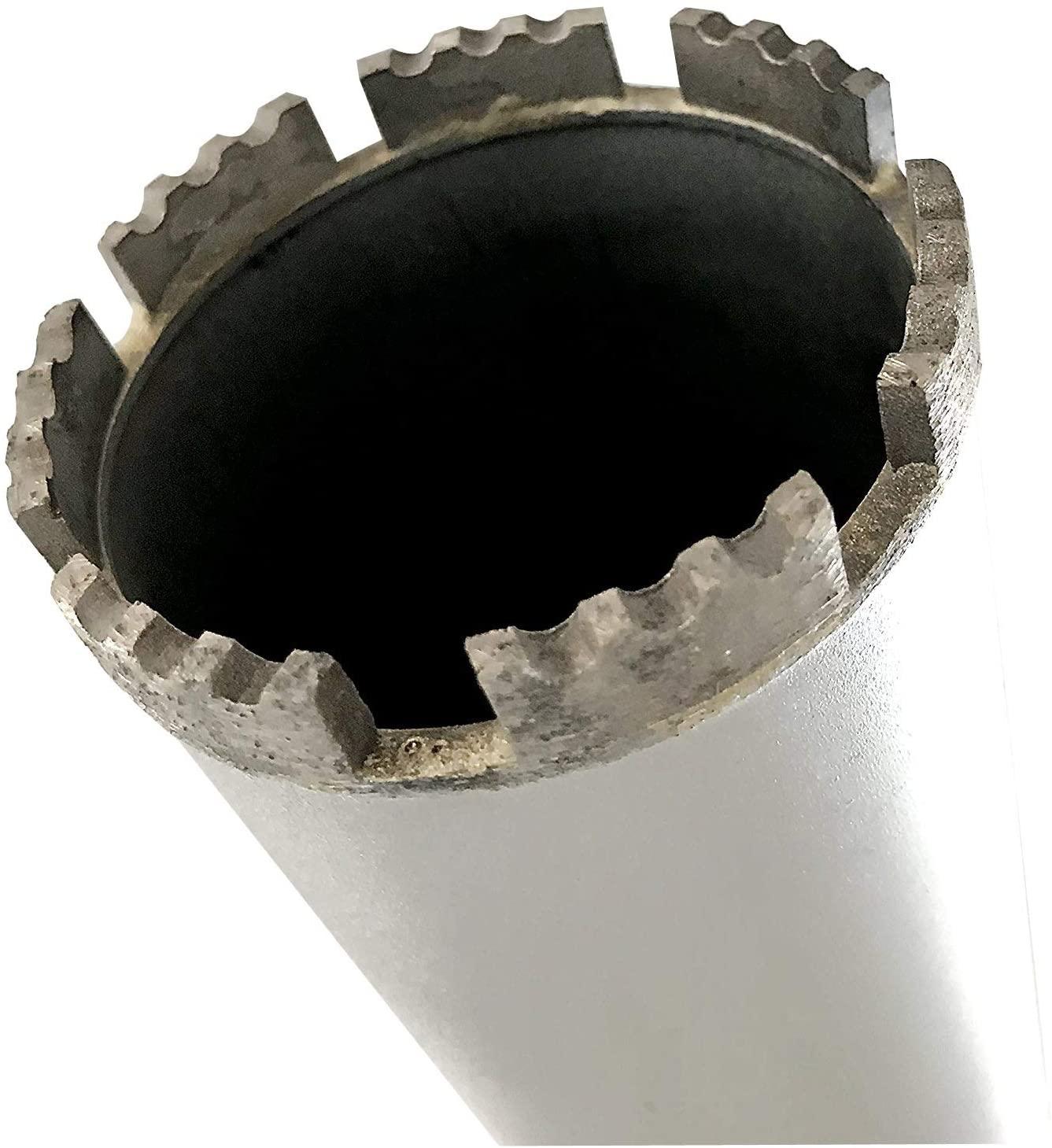 ALSKAR DIAMOND ADCSB 4 Inch Wet Concrete Diamond Core Drill Bit for Concrete Stone Granite Marble (4