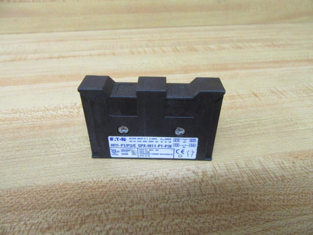 Eaton SPX-HI11-P1-P3E Auxiliary Contact SPXHI11P1P3E