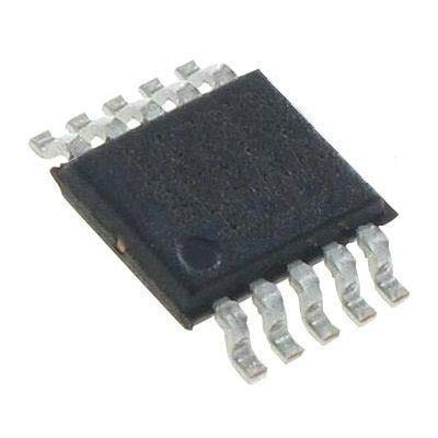 Multiplexer Switch ICs 4:1 Low Voltage Analog MUX Pack of 10 (MAX4734EUB+T)