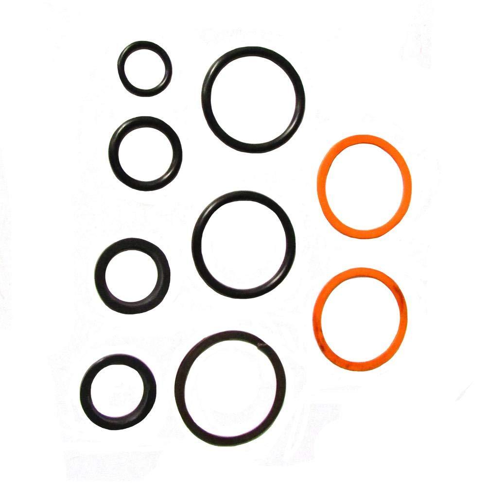 One New Cylinder Seal Kit Fits CASE IH, Case IHC, IHC, International Harvester 480, 480 480B 480C 580B 580C, 480B, 480C, 580B, 580C Models Interchangeable with A44644, A44644, JIC44644, JIC4464