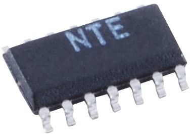 INTEGRATED CIRCUIT CMOS TRIPLE 3-INPUT AND GATE SOIC-14