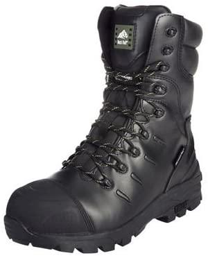 Rock Fall Monzonite Black S3 M HRO SRC Composite Toe Cap Waterproof Safety Boots