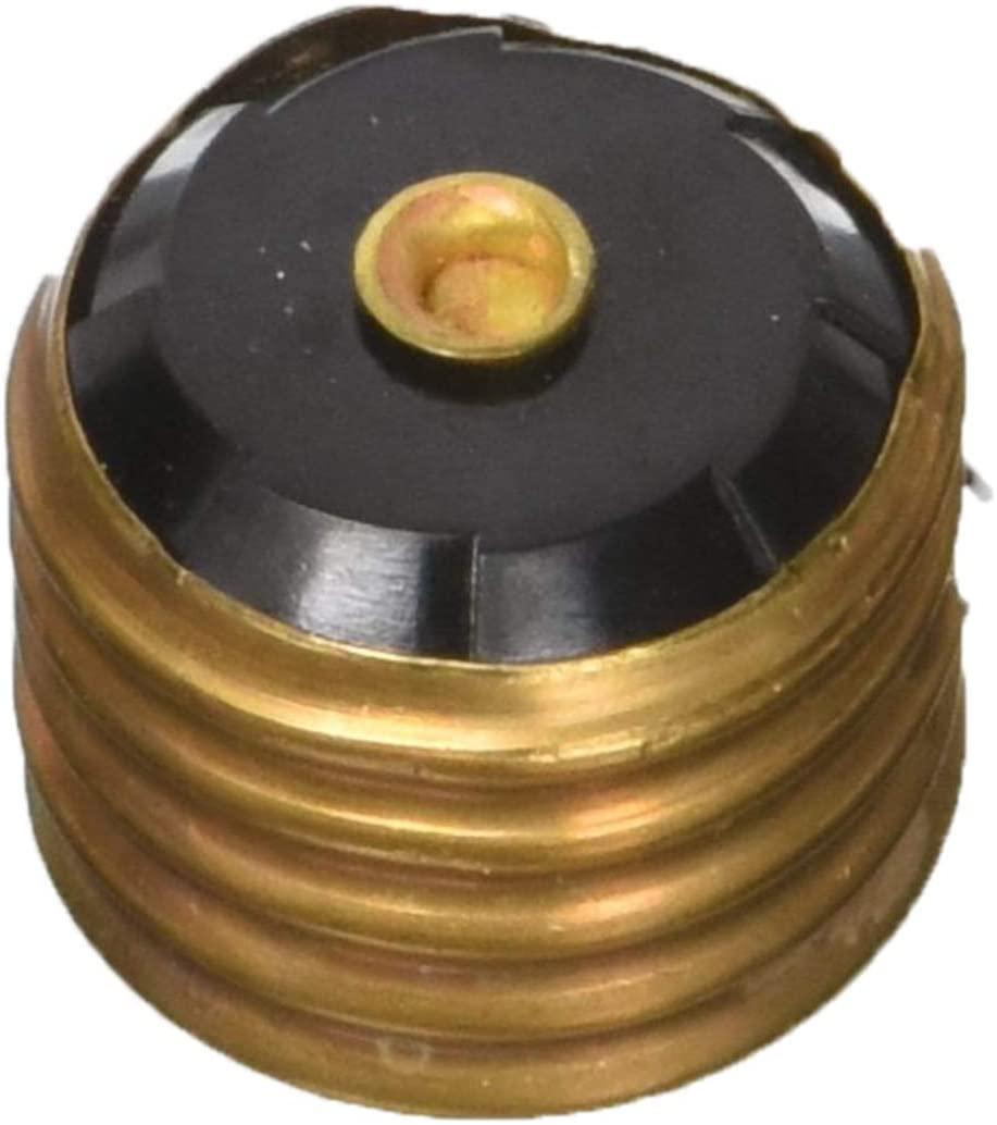 Bussmann SA-1-6/10 1-6/10 Amp Single Motor Circuit Edison Base Fustat Fuse Adaptor, 4-Pack