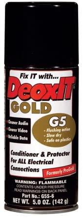 Coating, DeoxIT Gold