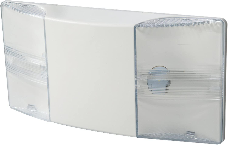 Sure-Lites CU2-LED 2.3W 120/240/277-Volt White Integrated LED Emergency Light