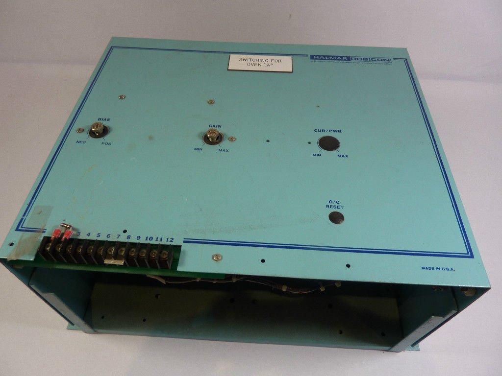 Halmar Robicon 3Z-4860 Resistance Heating Control