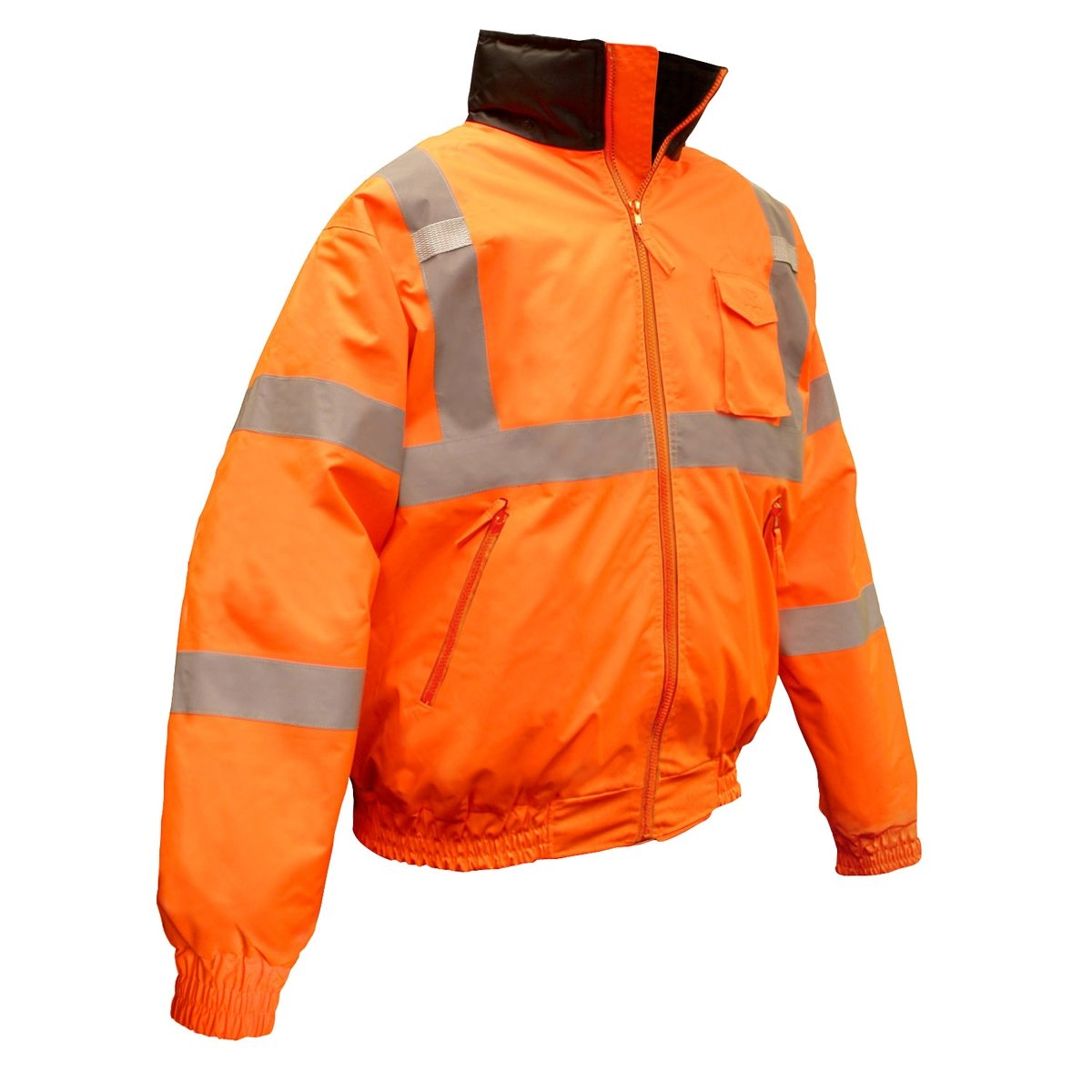 PREMIUM - 5-in-1 Cold Weather Parka - Class 3 - Hi-Viz Orange-3x