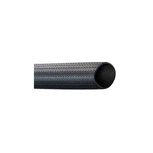Continental ContiTech 20466103 Nitrile/PVC Spiraflex Black Lay Flat Super Duty Hose, 150 psi Maximum Pressure, 50' Length x 8